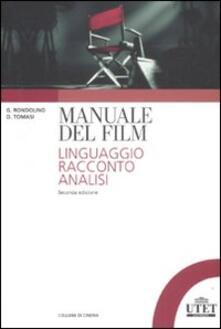 Manuale del film. Linguaggio, racconto, analisi.pdf