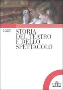 Storia del teatro e dello spettacolo.pdf