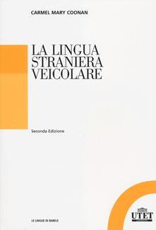 Antondemarirreguera.es La lingua straniera veicolare Image