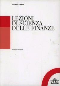 Lezioni di scienza delle finanze - Campa Giuseppe De Bonis Valeria - wuz.it