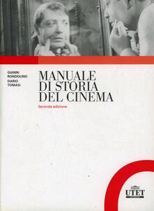 Antondemarirreguera.es Manuale di storia del cinema Image