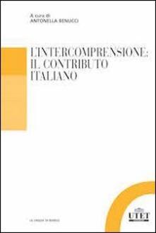 Capturtokyoedition.it L' intercomprensione. Il contributo italiano Image