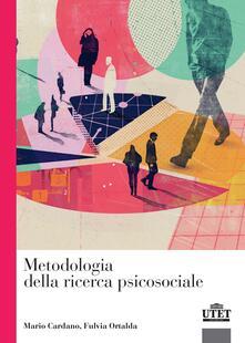 Writersfactory.it Metodologia della ricerca psicosociale Image