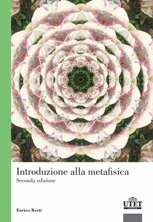 Introduzione alla metafisica - Enrico Berti - copertina