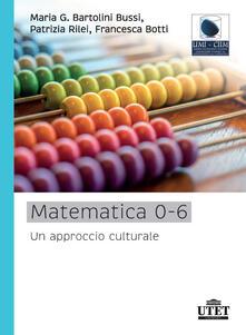 Daddyswing.es Matematica 0-6. Un approccio culturale Image