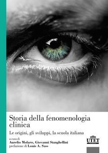 Ipabsantonioabatetrino.it Storia della fenomenologia clinica. Le origini, gli sviluppi, la scuola italiana Image
