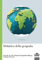 Copertina  Didattica della geografia