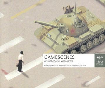 Libro GameScenes. Art in the Age of Videogames. Ediz. italiana e inglese