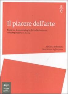 Radiospeed.it Il piacere dell'arte. Pratica e fenomenologia del collezionismo contemporaneo in Italia Image