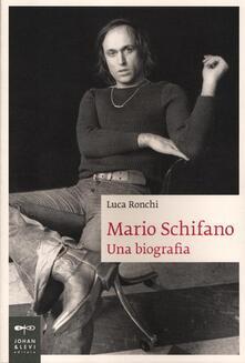 Antondemarirreguera.es Mario Schifano. Una biografia Image