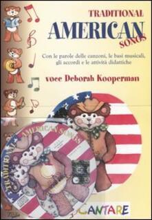 Daddyswing.es Traditional American songs. Con le parole delle canzoni, le basi musicali, gli accordi e le attività didattiche Image