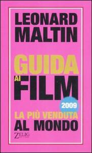 Guida ai film 2009 - copertina