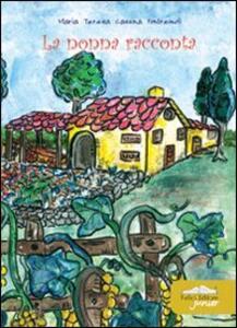 La nonna racconta - M. Teresa Pontremoli - copertina