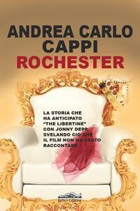 Rochester - Andrea Carlo Cappi - copertina