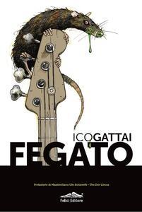 Fegato - Ico Gattai - copertina