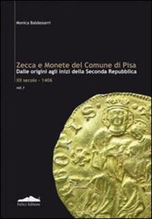 Charun.it Zecca e monete del comune di Pisa. Dalle origini agli inizi della seconda Repubblica XII secolo-1406. Vol. 1 Image