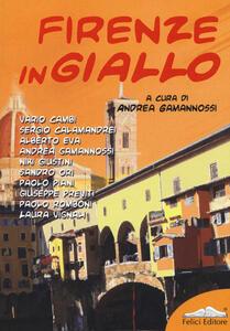 Firenze in giallo - copertina