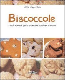 Filippodegasperi.it Biscoccole. Piccolo manuale per la produzione casalinga di biscotti Image