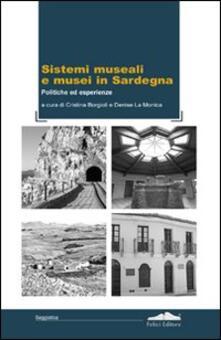 Daddyswing.es Sistemi museali e musei in Sardegna. Politiche ed esperienze Image