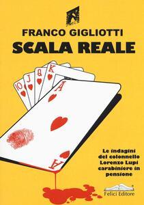 Scala reale - Franco Gigliotti - copertina