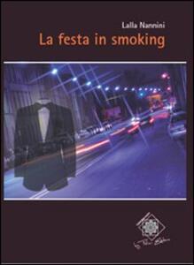 La festa in smoking - Lalla Nannini - copertina