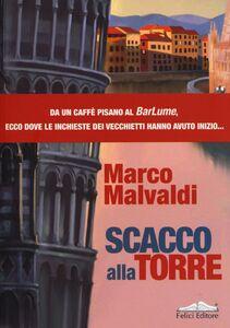 Libro Scacco alla torre Marco Malvaldi