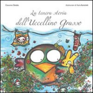 La tenera storia dell'uccellino grasso - Giacomo Deidda - copertina