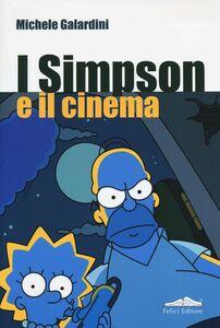 Libro I Simpson e il cinema Michele Galardini