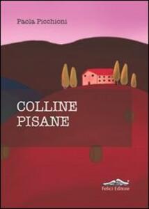 Colline pisane - Paola Picchioni - copertina