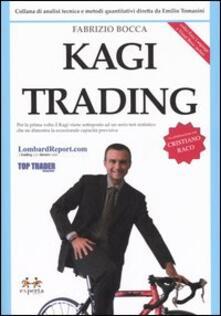 Kagi trading - Fabrizio Bocca,Cristiano Raco - copertina