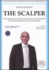 The scalper - Paolo Serafini - copertina