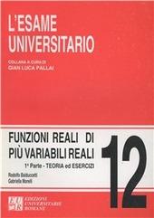 Funzioni reali di più variabili reali
