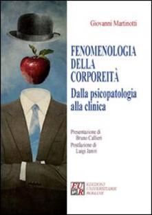 Listadelpopolo.it Fenomenologia della corporeità. Dalla psicopatologia alla clinica Image