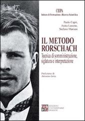 Il metodo rorschach tecnica di somministrazione siglatura e interpretazione capri paolo - Tavole di rorschach interpretazione ...