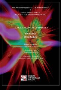 Omnitude omnitudine - Jacques-François Dussottier - copertina