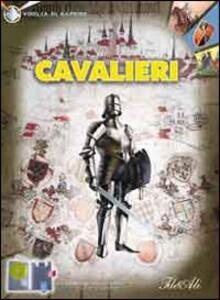 Cavalieri - Richard Tames - copertina