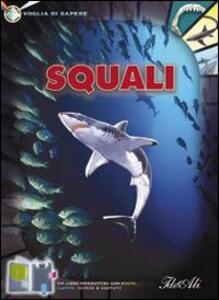 Squali - John Woodward - copertina