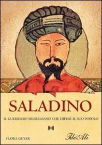 Saladino - Flora Geyer - copertina