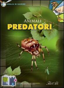 Animali predatori - copertina