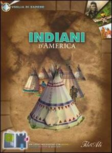 Indiani d'America - copertina