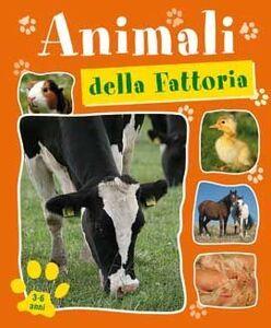 Foto Cover di Animali della fattoria, Libro di  edito da IdeeAli