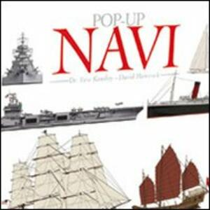 Navi. Libro pop-up