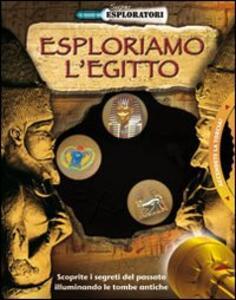 Esploriamo l'Egitto - copertina