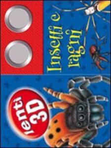 Insetti e ragni. Con gadget - copertina