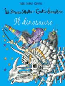 Squillogame.it Il dinosauro. La strega sibilla e il gatto Serafino Image