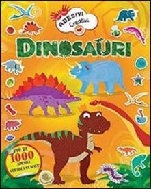 Dinosauri. Adesivi creativi.pdf