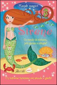 Sirene. Mondi magici - copertina