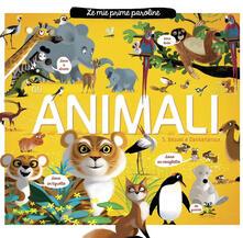 Radiospeed.it Animali. Le mie prime paroline Image