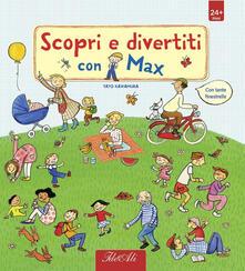 Cefalufilmfestival.it Scopri e divertiti con Max. Ediz. illustrata Image