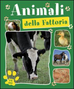 Animali della fattoria - copertina